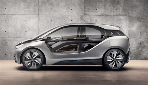 bmw  concept electric coupe    la show report