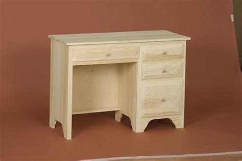 pine student desk lam brothers unfinished furniture