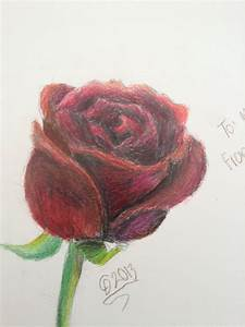 Happy Mother's Day! (Rose Drawing) - YouTube