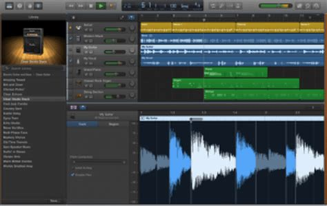 Top 8 Free Guitar Recording Software 2018 (reviews