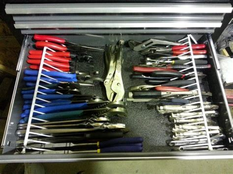 Let's see your pliers racks [ homemade & bought]   Page 6