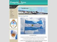 Falkland Islands oil row Argentinian hackers post flag on