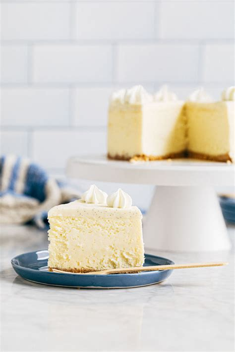 In a large mixing bowl, beat together the cream cheese and sugar until smooth and light. 6 Inch Cheesecake Recipes Philadelphia - Instant Pot 6 Inch New York Style Cheesecake Homemade ...