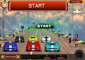 Play Free Online Car Racing Game