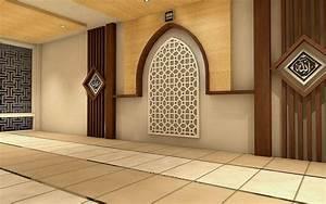 Perencanaan Desain Interior Pesantren Bratang Gede