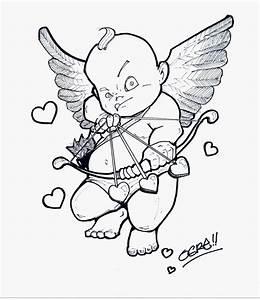 Cupid for V-day by aubrey-ogre on DeviantArt