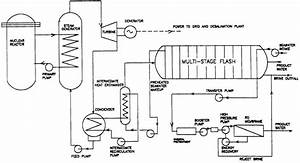 Schematic Diagram Of A Nuclear Power Reactor Coupled To Ro