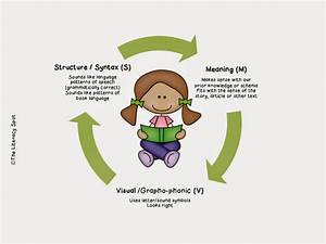 The Literacy Spot   Understanding The Reading Process  U2026 Sources Of Information  Strategies And