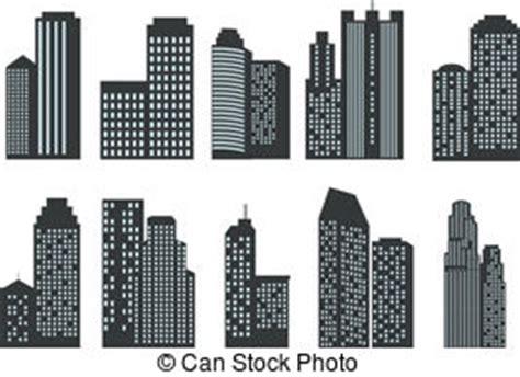 Wolkenkratzer Illustrationen Und Clipart 59355