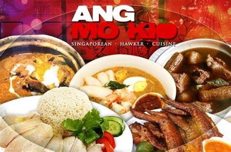 hawker cuisine 50 ang mo kio singaporean hawker cuisine meal metrodeal