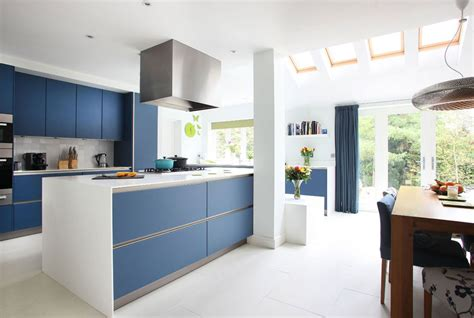 pillar designs for home interiors design trend blue kitchen cabinets 30 ideas to get you