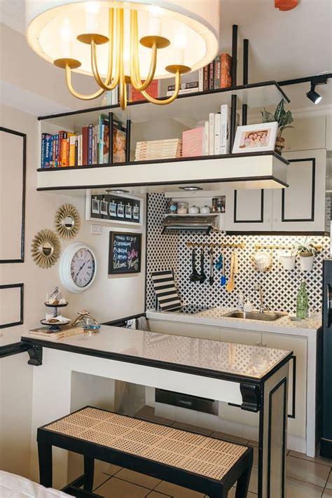 homes interior design ideas a 22sqm studio unit with traditional and contemporary