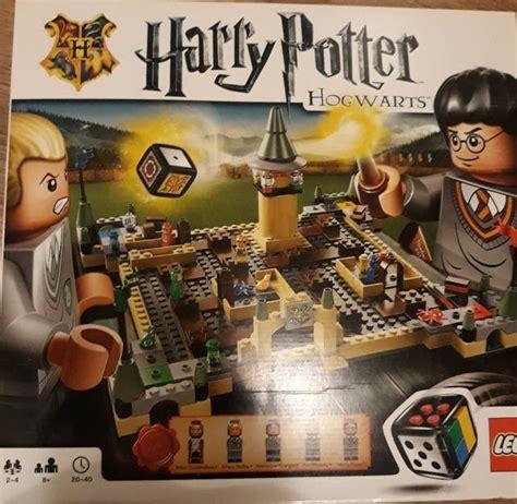 Part 4 ~ flying lesson. Juego de mesa Harry Potter Hogwarts Lego de segunda mano ...