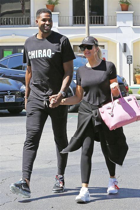 khloe kardashian   fiance tristan thompson  stop