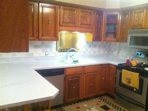 kitchen splendid look of best kitchen countertop With what kind of paint to use on kitchen cabinets for rectangular sticker labels