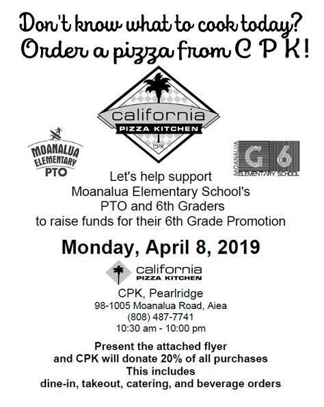 support grade promotion eat cpk pearlridge april