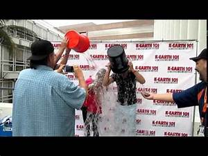 K-EARTH 101 ALS ICE BUCKET CHALLENGE - GARY BRYAN AND LISA ...