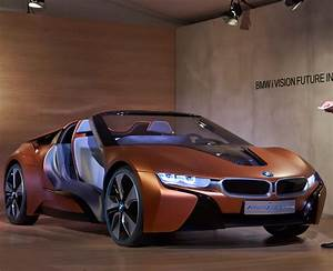 BMW i Vision Future Interaction concept car (3) - Motor ...