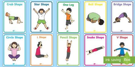 Invalid or expired gift card number. Make Shapes Flashcards - gymnastics, balance, movement, game, pe, gym | Shapes flashcards ...