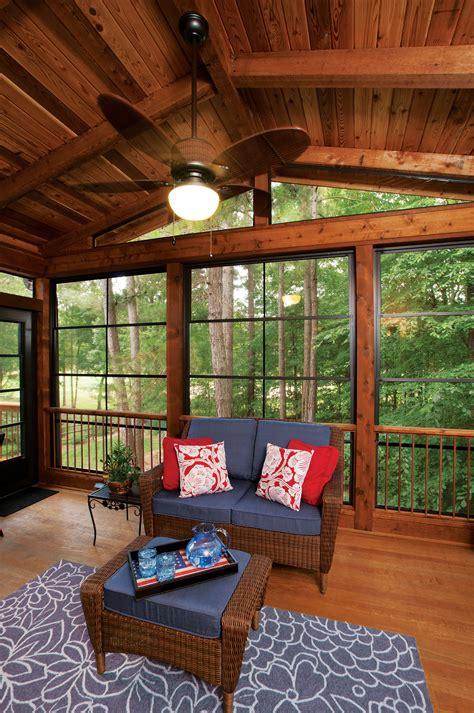 season porch  eze breeze windows closed