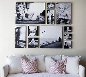 Liven up your feature wall with canvas prints