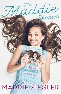 The Maddie Diaries Book by Maddie Ziegler, Sia