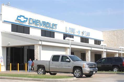 Lone Star Chevrolet  Houston, Tx 77065 Car Dealership