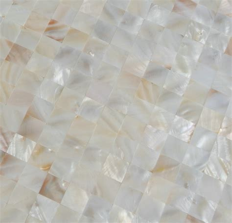 Pearl Mosaic Bathroom Tiles by Of Pearl Tile Kitchen Backsplash Shell Mosaic