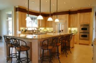 raised kitchen island remarkable kitchen chairs for island with raised breakfast bar ideas also built in electric