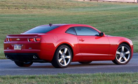 2014 Chevrolet Camaro Rs Car Review