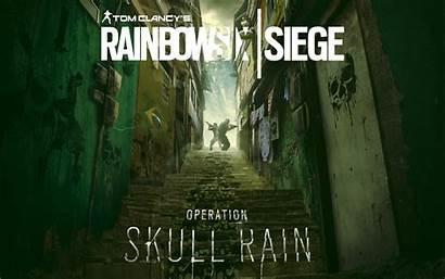 Rainbow Siege Six 4k Operation Rain Skull