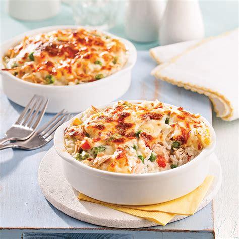 comment cuisiner du saumon surgelé casserole de légumes riz et thon recettes 5 15
