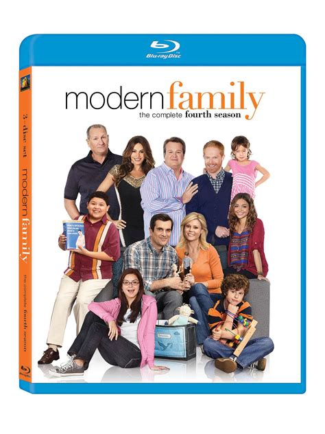 giveaway 20th century fox home entertainment s modern family season four nyc