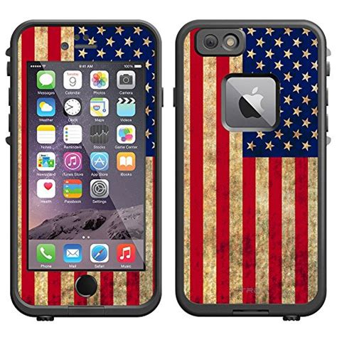 Skin Decal For Lifeproof Apple Iphone 6 Case  Retro. Collie Dog Decals. Patriot Decals. Angel Baby Car Decals. English Murals. Ghostbuster Logo. Five Signs Of Stroke. Awal Signs. Drug Abuse Signs Of Stroke