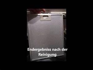Filter Dunstabzugshaube Reinigen : filter reinigen von der dunstabzugshaube mesh hood filter cleaning ~ Eleganceandgraceweddings.com Haus und Dekorationen