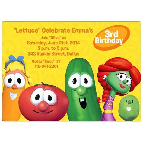 lettuce celebration birthday invitations paperstyle