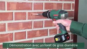 Comment Mettre Une Cheville Molly : tuto comment percer de la brique youtube ~ Dailycaller-alerts.com Idées de Décoration