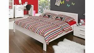 Jugendzimmer Mit Bett 140x200 : bett snow doppelbett jugendzimmer in wei matt 140x200 cm ~ Bigdaddyawards.com Haus und Dekorationen
