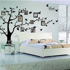 Stickers Arbre Photo : stickers muraux arbre photo achat vente pas cher ~ Teatrodelosmanantiales.com Idées de Décoration