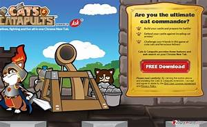 Remove Cats And Catapults Toolbar  Removal Guide