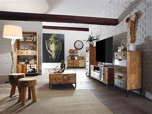 Möbel Aus Afrika : m bel serie laos von massivum bild 7 sch ner wohnen ~ Markanthonyermac.com Haus und Dekorationen