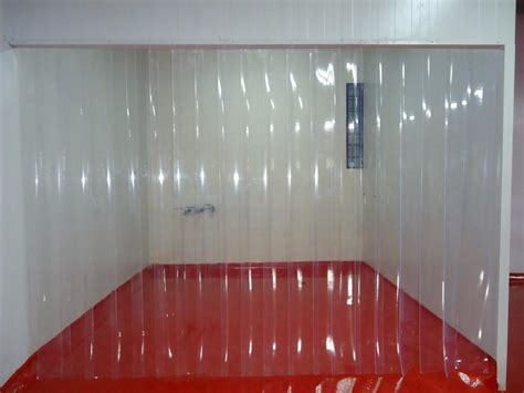 clear vinyl plastic curtain cold room pvc curtains