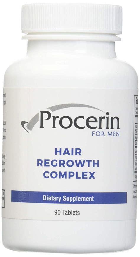 Amazon.com : Procerin Hair Loss Foam (No Minoxidil) - DHT