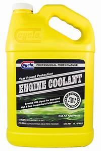 Engine Coolant  U00ab Cyclo Industries