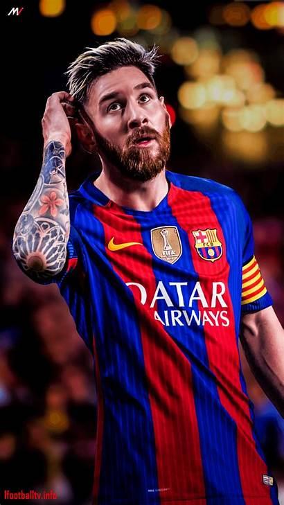 Messi Lionel Leo Wallpapers Beard Deviantart Barcelona
