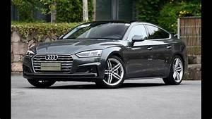 Audi A5 Sportback 2018 : 2018 audi a5 sportback 45 tfsi quattro youtube ~ Maxctalentgroup.com Avis de Voitures