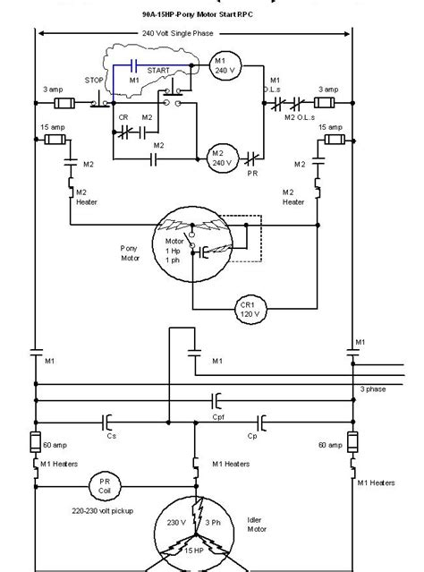 have 15hp baldor want to make 3 phase converter page 2