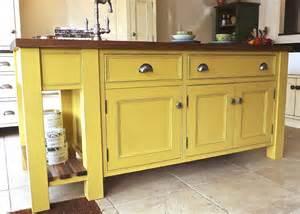 Pine Kitchen Islands Freestanding Kitchen Furniture Cupboard Units Unfitted Furniture Handmade In