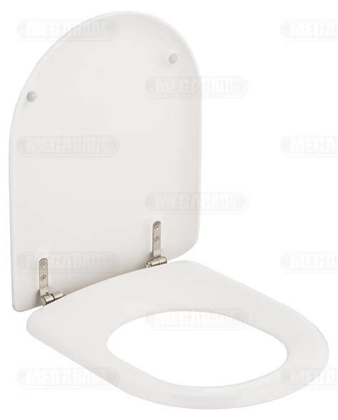 pressalit wc sitz pressalit wc sitz magnum zu v b mit b33 festscharnier 104000 b33999 megabad