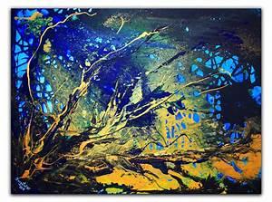 Bilder Abstrakt Modern : bild abstrakte kunst acrylbild abstrakt bild blau abstrakt moderne malerei von alex b bei ~ Sanjose-hotels-ca.com Haus und Dekorationen